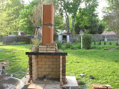 How To Build Outdoor Gas Fireplace by Outdoor Fireplace Plans Diy Fireplace Designs