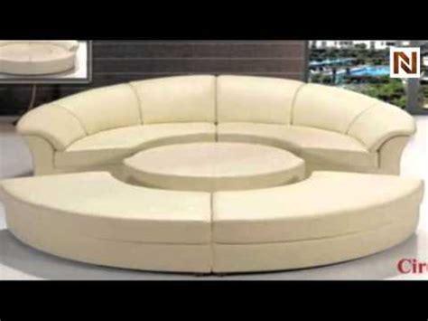 modern black leather circular sectional sofa modern black leather circular sectional sofa circle