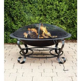 Garden Oasis 39 In Round Fire Pit Outdoor Living Garden Oasis Patio Heater