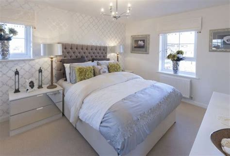 french style bedroom wallpaper barratt homes lincoln at glenfield park kirby road