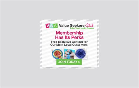 Dollar Tree Sweepstakes - dollar tree value seekers club us only