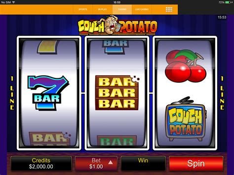 couch potato game couch potato slots review online slots guru