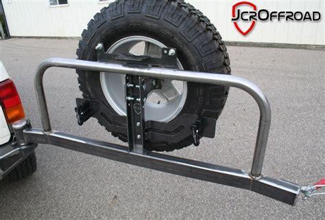 Jeep Xj Rear Tire Carrier Jcroffroad Inc Jeep Xj Rear Tire Carrier Bumper
