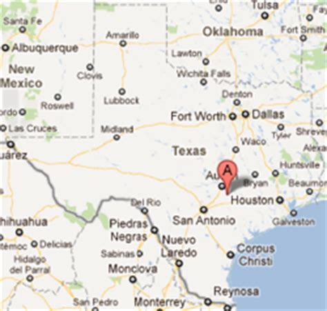 dale texas map gop convention 2016 location images