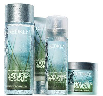 Redken Nature S Rescue Detox Shoo by Redken Nature S Rescue Speed Review