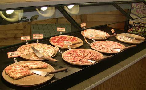 buffet pizza