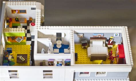 LEGO Ideas   Emmet's Apartment from The LEGO Movie
