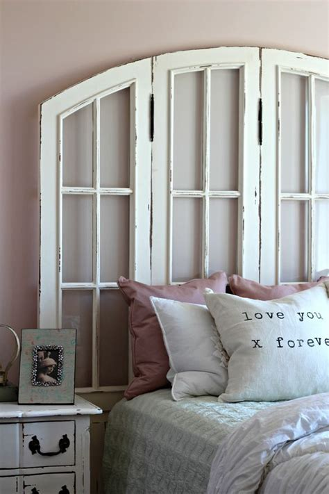 6 diy western headboard alternatives 55 cool and practical home d 233 cor hacks you should try