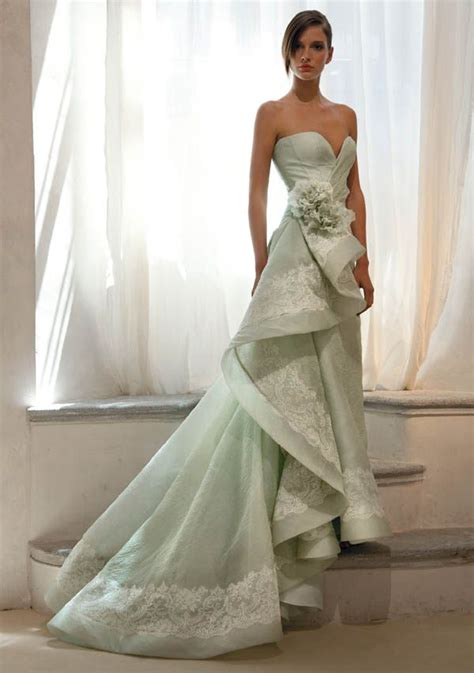 Non White Wedding Dresses by 17 Best Images About Non White Wedding Dresses On