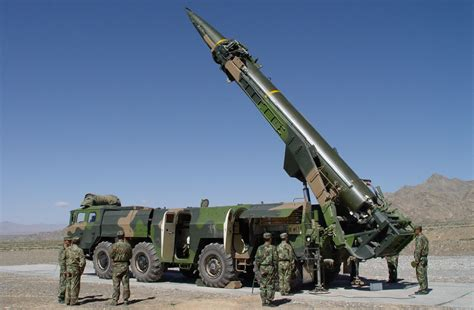 china increases its missile forces while opposing u s has china been practicing preemptive missile strikes