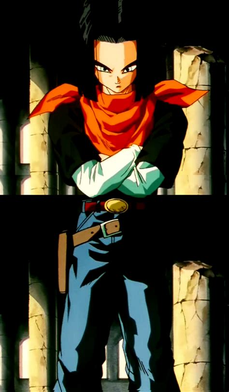 android 17 voice actor future android 17 villains wiki wikia