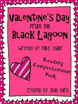 valentines day from the black lagoon the world s catalog of ideas
