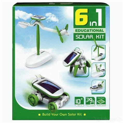Mainan Edukasi Anak 7 In 1 Solar Transformer Car Truck mainan pesawat robot mainan oliv