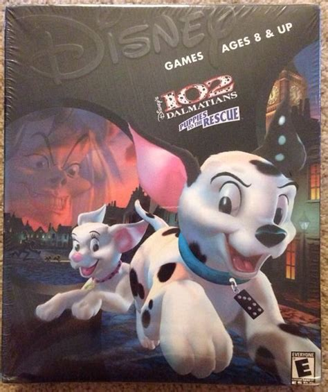 102 dalmatians puppies to the rescue disney s 102 dalmatians puppies to the rescue pc cd dogs escape villi