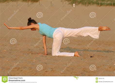 yoga tutorial videos download yoga training royalty free stock images image 10015179