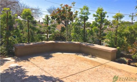 12 Best Exterior Stone Images On Pinterest Fireplace Acid Wash Concrete Patio