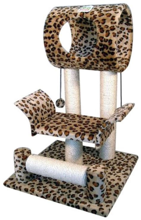 spiffy pet products cat tree  declawed cat