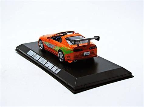 Greenlight Fast Furious Toyota Supra Mk Iv greenlight fast and furious the fast and the furious 2001 import it all