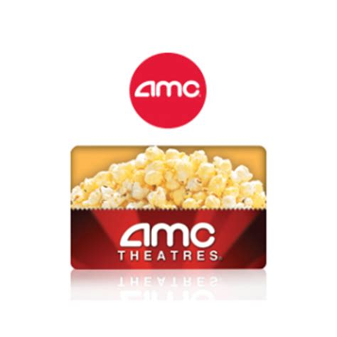 Amc Gift Card Promo Code - 25 amc gift card for 20