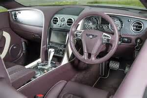 Bentley Gt Interior 2015 Bentley Continental Gt Speed Coupe Interior View Photo 56