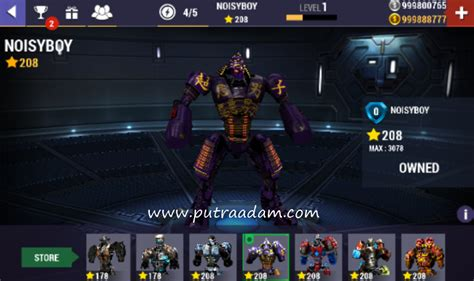 real steel boxing apk real steel chions v1 0 385 mod apk data unlimited money gold terbaru easy apk downloads