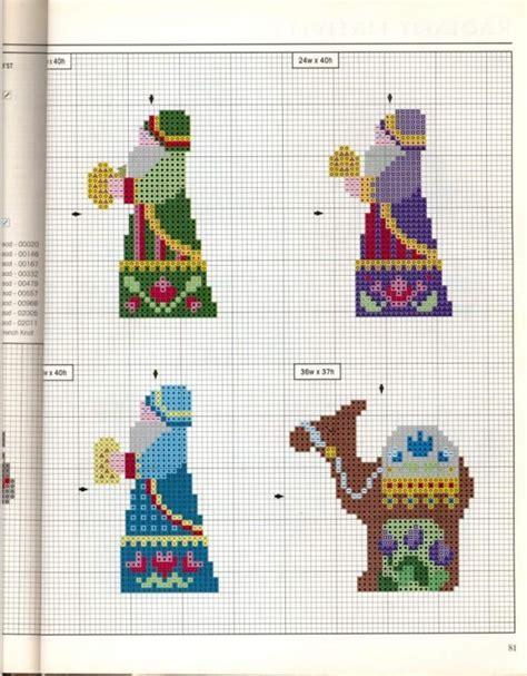 patterns for christmas nativity gallery ru фото 79 vol 10 mornela cross stitch