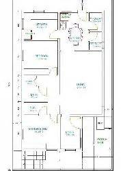 House Design 30x50 Site House Plans For 30x50 1500sqft With Facing Enterence