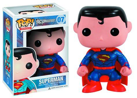 Funko Dc Comics Universe Superman jafo s news the in funko funko news dc universe new 52 pop s