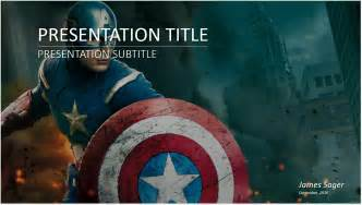 avengers powerpoint 16819 free avengers powerpoint by