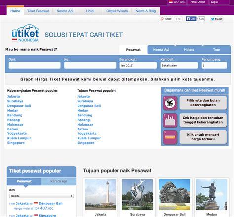 Tiket Kereta Dan Pesawat tiket pesawat murah ke indonesia utiket caroldoey