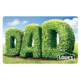 Lowes Gift Cards For Less - free lowe s 5 gift card after topcashback rebate
