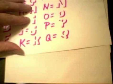 desenhando letras em  youtube