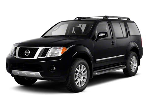 2012 nissan pathfinder values nadaguides