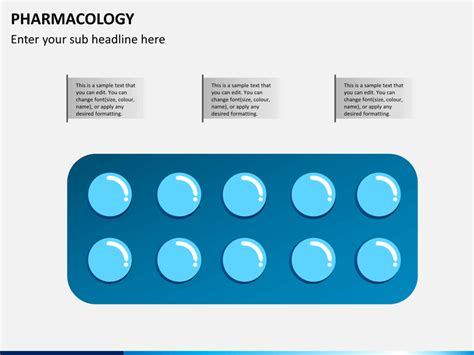 Pharmacology Powerpoint Template Sketchbubble Pharmacology Powerpoint Templates Free