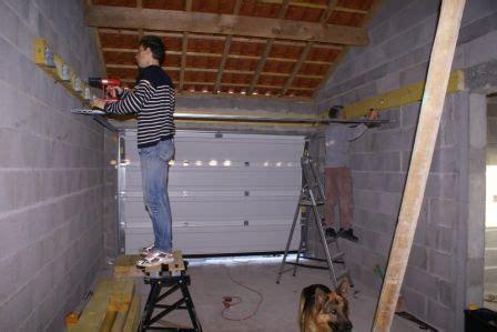 Faire Un Plafond Dans Un Garage by Poser Un Plafond Dans Le Garage 18 Messages