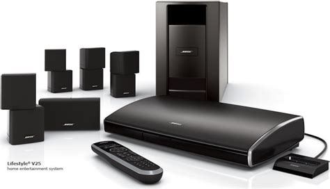 Home Theater Bose 5 1 bose lifestyle v35 v25 and t20 home theater systems ecoustics