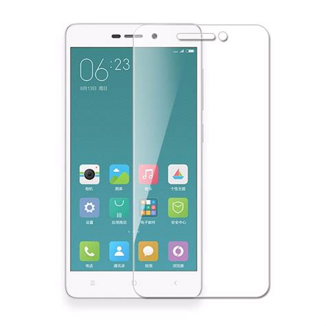 Anti Gores Tempered Glass 9h Warna Color Xiaomi Mi A1 M Hir hd clear xiaomi redmi 4x tempered glass 9h premium anti explosion screen protector for