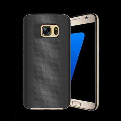 Samsung J7 Plus Carbon Fibre Rugged Armor Soft Shell Brushed Tpu samsung accessories manufacturers samsung accessories