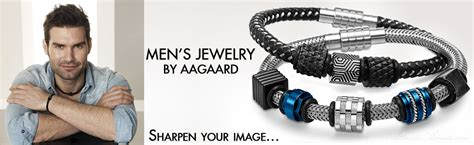 FREE SHIPPING on all Mens Jewelry by Aagaard and Beach Fashion Jewelry   AtlanticAccents.com