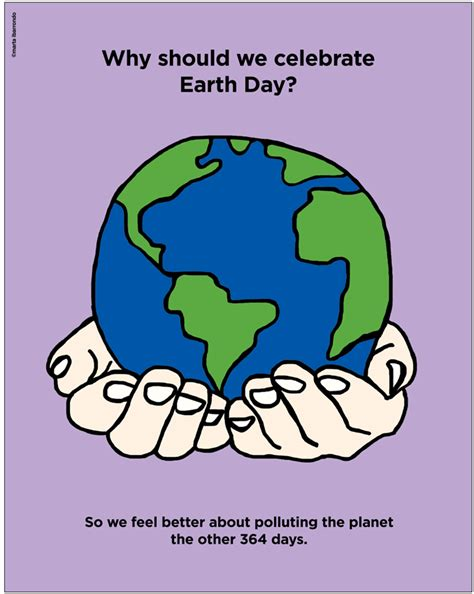 why should we celebrate earth day huffpost