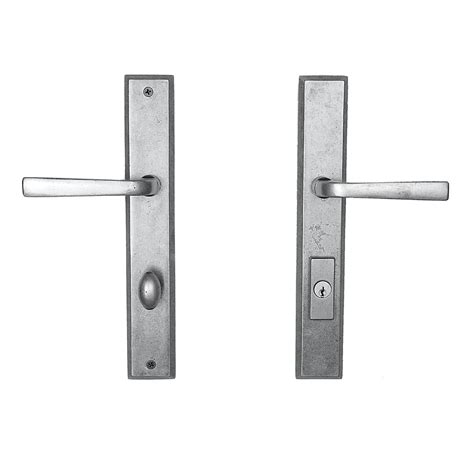 Front Entry Door Handles Continental Hardware Manufacturing 06 1 Monaco Multipoint Trim Front Door Handle Atg Stores