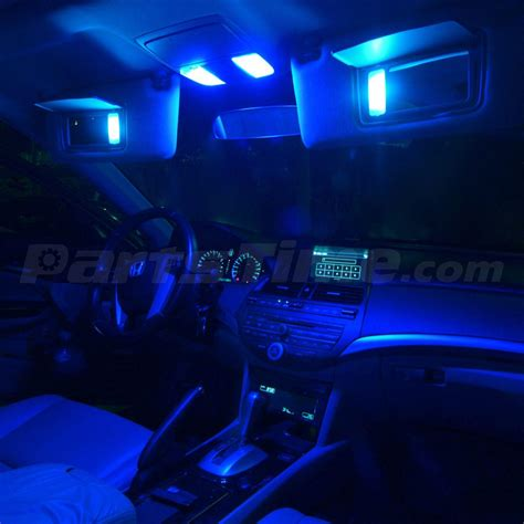 led interior light kits 9x bright blue led dome interior light kit for chevrolet