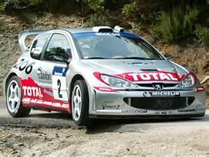 Peugeot 206 Wrc Kit Maxi Motorsport