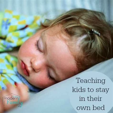 how to get toddler to stay in bed teaching kids to stay in their own bed lil moo creations