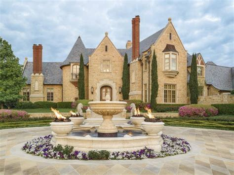 mansions in dallas estate of the day 19 5 million opulent mansion in dallas texas
