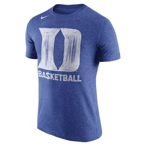 Tshirt Nike Duke nike duke blue devils tri blend basketball t shirt