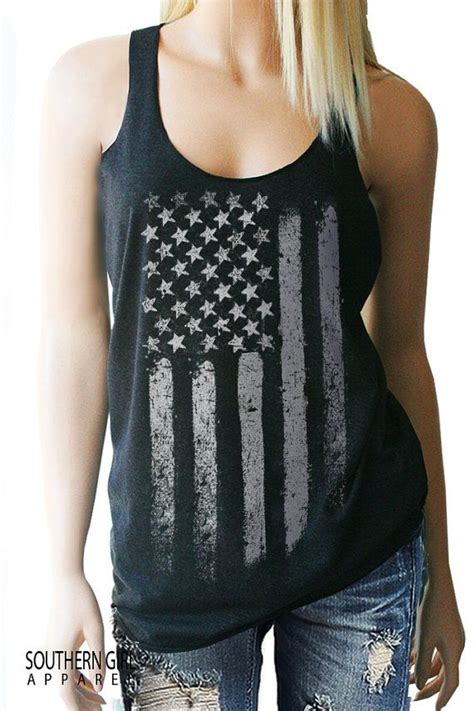 country style tank tops 17 best ideas about american flag tank on