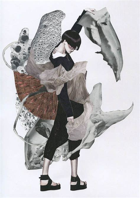fashion illustration education 81 best surreal collage images on collages