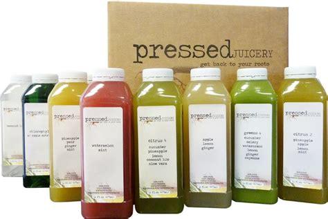 Green Press Juice Detox by Green Juice Pressed Juicery Pressed Juicery Juice Cleanse