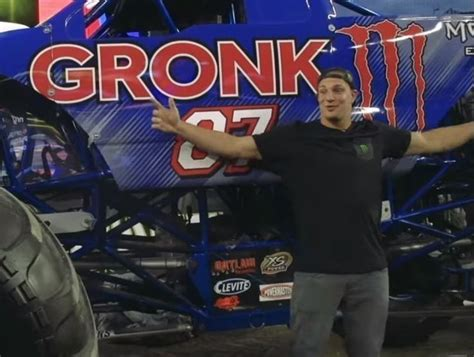 watch monster truck videos watch gronkowski surprised with custom gronk 87 monster